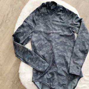 Lululemon Will the wave Long sleeve one piece